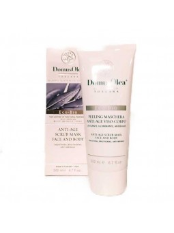 Anti-Age scrub mask face and body Domus Olea
